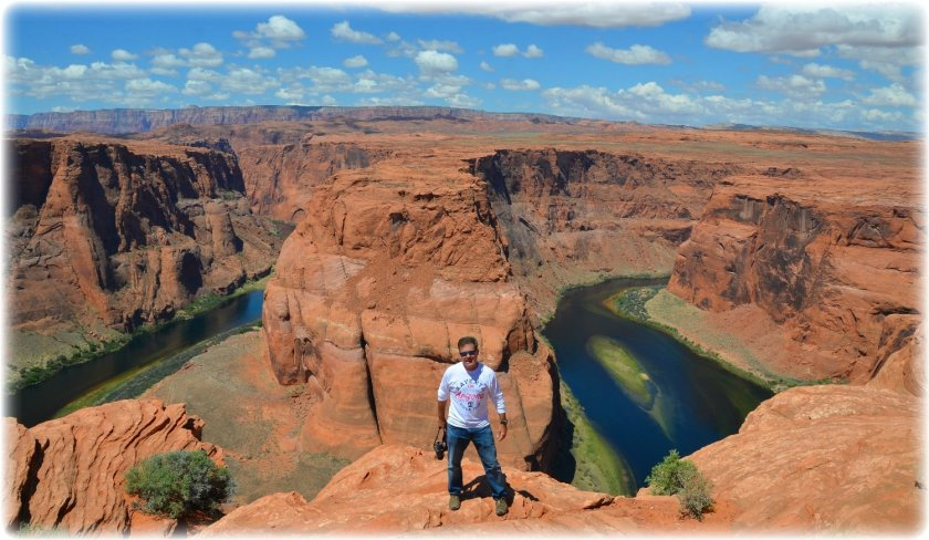 Rich Horseshoe Bend