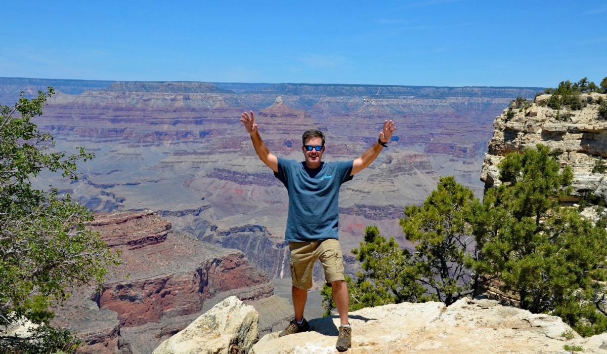 The Grand Circle Tour – Day Nine – The Grand Canyon